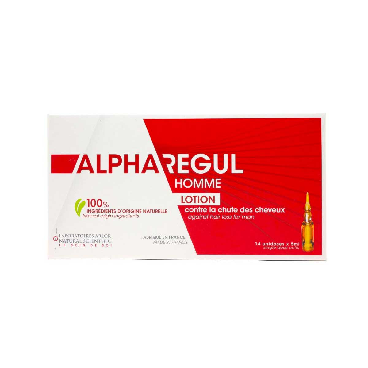 ALPHAREGUL HOMME Lotion